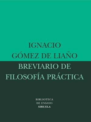 BREVIARIO FILOSOFIA PRACTICA