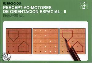 EJERCICIOS PERCEPTIVO - MOTORES DE ORIENTACIÓN ESPACIAL 2