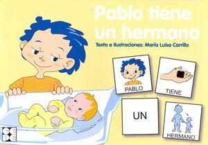 PICTOGRAMAS 14. PABLO TIENE UN HERMANO