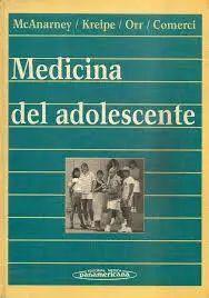 MEDICINA DEL ADOLESCENTE
