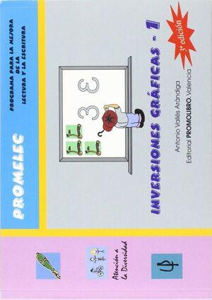 INVERSIONES GRAFICAS - 1. PROMELEC. PROGRAMA MEJORA LECTURA Y ESCRITUR