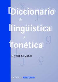 DICCIONARIO DE LINGÜÍSTICA Y FONÉTICA