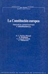 JM/1-LAS CONSTITUCIONES EUROPEAS TRATADOS CONSTITUTIVOS Y JURISPRUDENCIA
