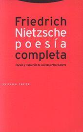 POESIA COMPLETA -NIETZSCHE-