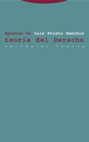 APUNTES TEORIA DEL DERECHO