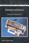 @ ANESTESIA AMBULATORIA