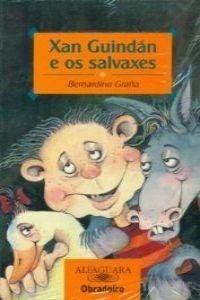 XAN GUINDÁN E OS SALVAXES - OBRADOIRO NR+