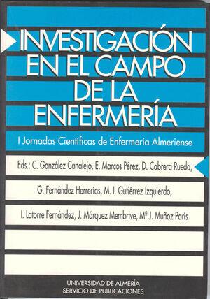 INVESTIGACIÓN EN EL CAMPO DE LA ENFERMERÍA