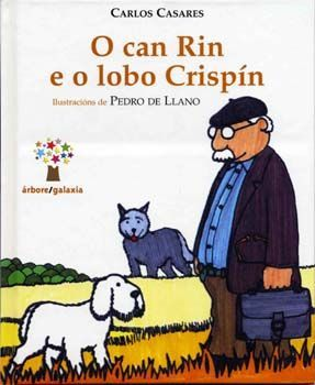 O CAN RIN E O LOBO CRISPÍN