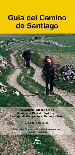 (2010). GUIA DEL CAMINO SANTIAGO. (CAMINO FRANCES)