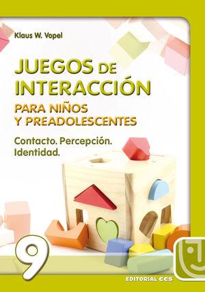 JUEGOS DE INTERACCIÓN PARA NIÑOS Y PREADOLESCENTES 9