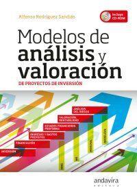 MODELOS DE ANÁLISIS Y VALORACIÓN DE PROYECTOS DE INVERSIÓN