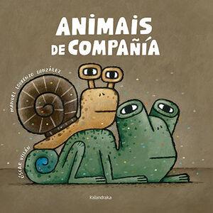 ANIMAIS DE COMPAÑÍA