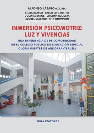 INMERSION PSICOMOTRIZ: LUZ Y VIVENCIAS