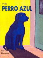 PERRRO AZUL
