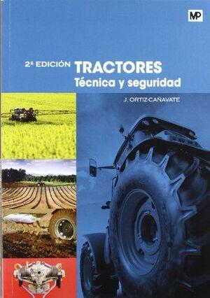 TRACTORES TECNICA Y SEGURIDAD 2ED
