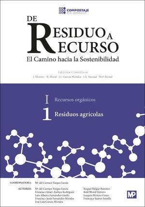 RESIDUOS AGRICOLAS 01 DE RESIDUO A RECURSO. EL CAMINO HACIA LA SOSTENI