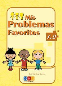 1.2 MIS PROBLEMAS FAVORITOS SUMAS Y RESTAS