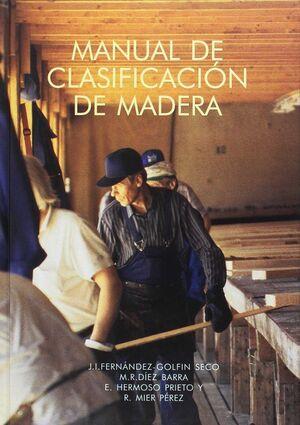 MANUAL DE CLASIFICACION DE MADERA