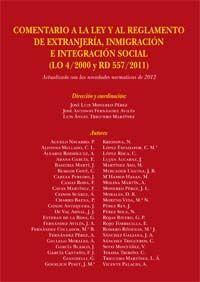 COMENTARIO A LA LEY Y AL REGLAMENTO DE EXTRANJERÍA, INMIGRACIÓN E INTEGRACIÓN SO