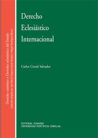 DERECHO ECLESIÁSTICO INTERNACIONAL.