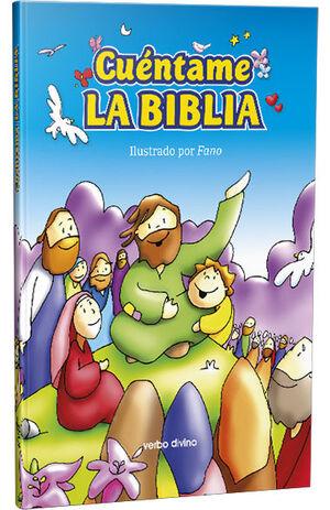 CUÉNTAME LA BIBLIA (CARTONE)