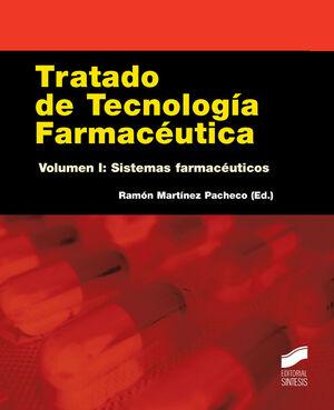 TRATADO DE TECNOLOGÍA FARMACÉUTICA I