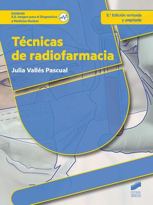 TECNICAS DE RADIOFARMACIA CF GS