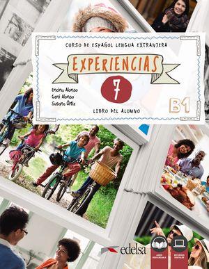 EXPERIENCIAS 7. LIBRO DEL ALUMNO B1