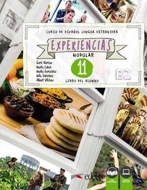 EXPERIENCIAS 11 (B2). LIBRO ALUMNO