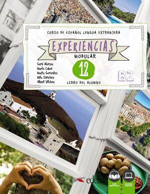 EXPERIENCIAS 12 (B2). LIBRO ALUMNO