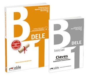 PACK DELE B1 (LIBRO + CLAVES). EDICIÓN 2020