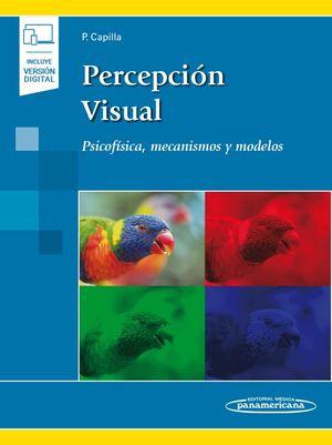 PERCEPCIÓN VISUAL (INCLUYE VERSIÓN DIGITAL)