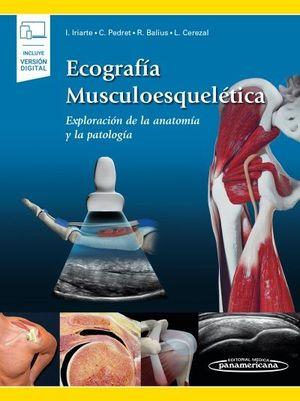 ECOGRAFÍA MUSCULOESQUELÉTICA (INCLUYE VERSIÓN DIGITAL)
