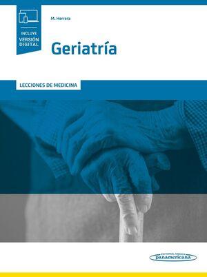 GERIATRÍA (INCLUYE ACCESO A EVA® - EXPERIENCIA VIRTUAL DE APRENDIZAJE)