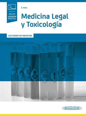 MEDICINA LEGAL Y TOXICOLOGÍA (INCLUYE ACCESO A EVA® - EXPERIENCIA VIRTUAL DE APR