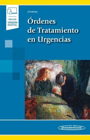 ÓRDENES DE TRATAMIENTO EN URGENCIAS (+ E-BOOK)