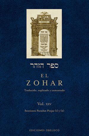 EL ZOHAR. (VOL. 25)