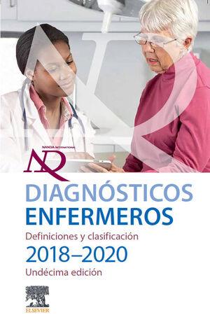 DIAGNÓSTICOS ENFERMEROS. DEFINICIONES Y CLASIFICACIÓN 2018/2020