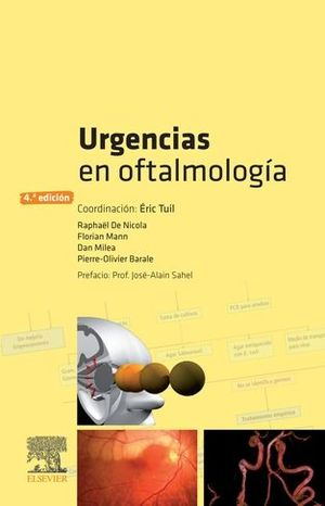 URGENCIAS EN OFTALMOLOGÍA (4ª ED.)