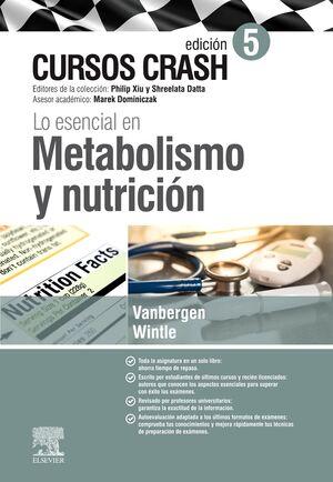 LO ESENCIAL EN METABOLISMO Y NUTRICIÓN (5ª ED.)