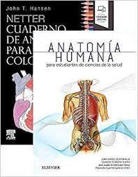 PACK CUADERNO ANATOMIA PARA COLOREAR Y ANATOMIA ESTUDIANTES