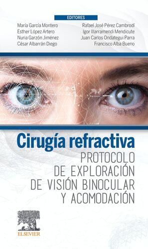 CIRUGÍA REFRACTIVA. PROTOCOLO DE EXPLORACIÓN DE VISIÓN BINOCULAR