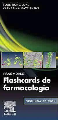 RANG Y DALE. FLASHCARDS DE FARMACOLOGÍA (2ª ED.)