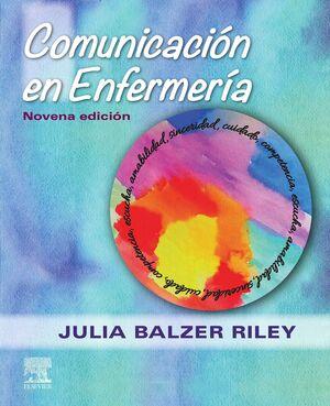 COMUNICACION EN ENFERMERIA 9ª ED