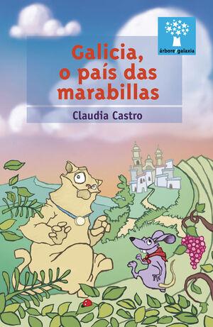 GALICIA, O PAÍS DAS MARABILLAS (POESIA)