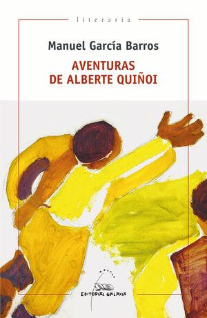 AVENTURAS DE ALBERTE QUIÑOI