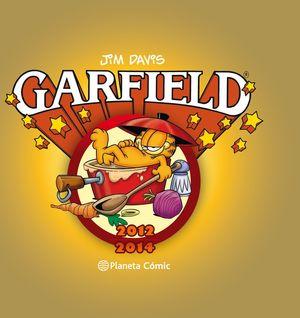 GARFIELD 2012-2014 Nº 18/20