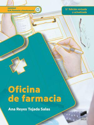 OFICINA DE FARMACIA GFGM. (SANIDAD/FARMACIA Y PARAFARMACIA)