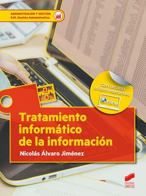 TRATAMIENTO INFORMÁTICO DE LA INFORMACIÓN